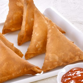 Chicken-Samosa