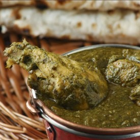 Saag-Chicken