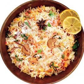Shrimp-Biryani