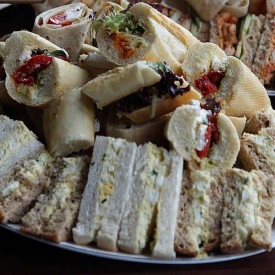 Vegetarian-Mixed-Platter